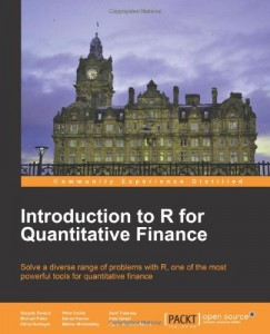 Introduction to R for Quantitative Finance – Book Review